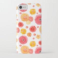 MARIGOLDS iPhone 7 Slim Case
