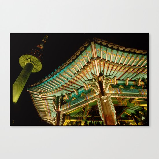 korea Canvas Print