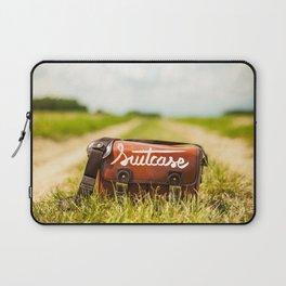 Suitcase Laptop Sleeve