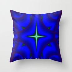 Bright Star Throw Pillow