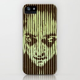 no casualities - green version iPhone Case