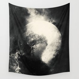 Pluto in Love Wall Tapestry