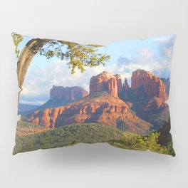 Cathedral Rocks of Sedona Pillow Sham