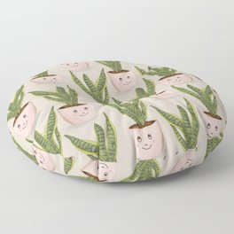 Houseplant Love Floor Pillow