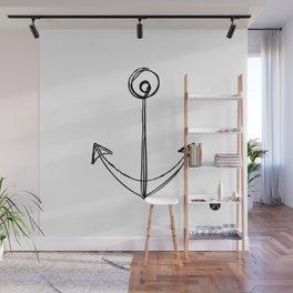 Anchors Aweigh Wall Mural