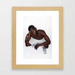 Trent Framed Art Print