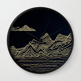 Vector Wall Clock