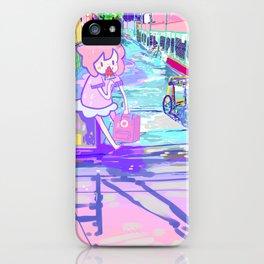 Tokyo Summer iPhone Case