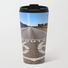 Historic Route 66 Travel Mug