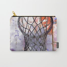 Basketball hoop dreams Carry-All Pouch