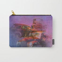 cars lost in the mist of time Carry-All Pouch