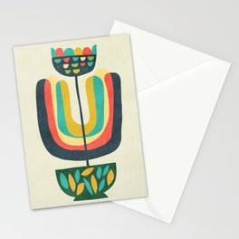 Potted Plant 3 Stationery Cards