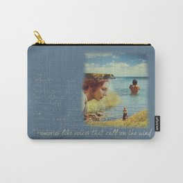 Memories on the Wind Carry-All Pouch