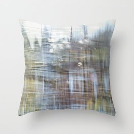Glimpses of Nature Throw Pillow