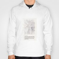 lee pace Hoodies featuring Santa Maria della Pace by Patrick Bourgeois