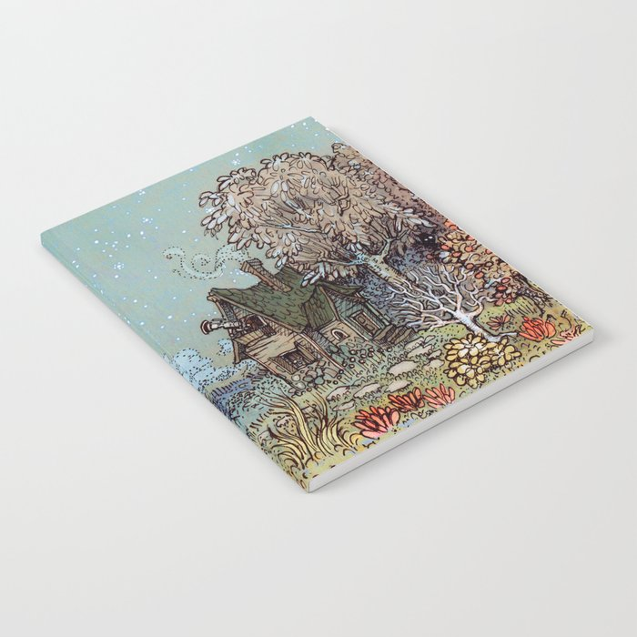 The Gardens of Astronomer Notebook