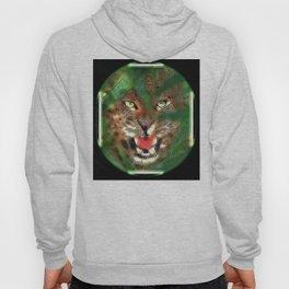 Big Cat Models: Mystic Leopards 01-03 Hoody