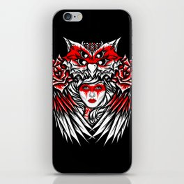 The Wise iPhone Skin