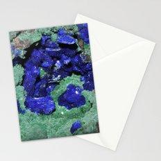 Azurite and Malachite Stationery Cards
