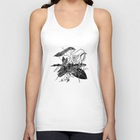 dream catcher Tank Tops featuring Dream Catcher by brenda erickson