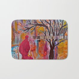Finding My Way (The Path to Self Discovery/Actualization) Bath Mat