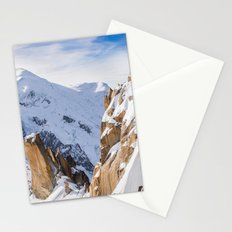 Mountain France Savoie Stationery Cards