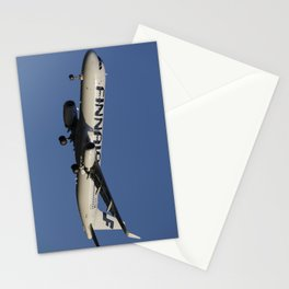 Finnair Airbus A321 Stationery Cards