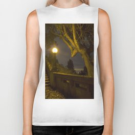 Lamp and Night Biker Tank