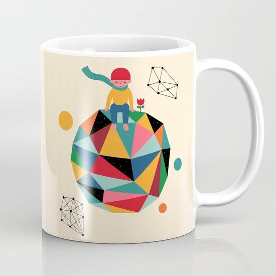 Lonely planet Mug