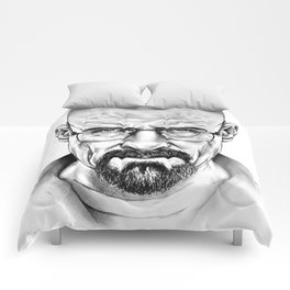 Walter White Comforters