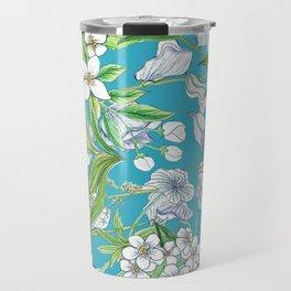 Royal Wedding Flowers, Meghan Markle's Bouquet Travel Mug
