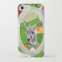 ben giles iPhone & iPod Cases featuring Giles 'Jocko' Keyton by ABC ART - Andrew Carter