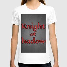 Knight of Shadows T-shirt