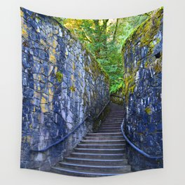 Seeking Discovery in Oregon Wall Tapestry