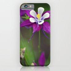 columbines. Slim Case iPhone 6s