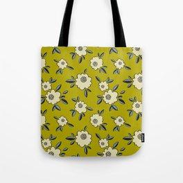 Mod Flower Tote Bag