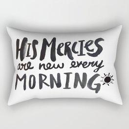 Mercy Morning Rectangular Pillow