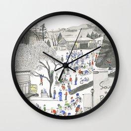 ross common Wall Clock
