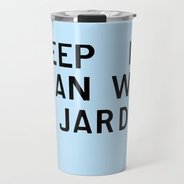 Keep It Clean With Al Jardine Travel Mug