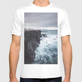 The Edge - Landscape and Nature Photography T-shirt