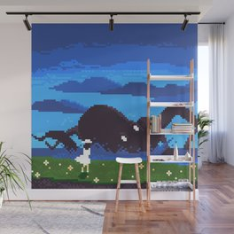Life's Monsters Wall Mural