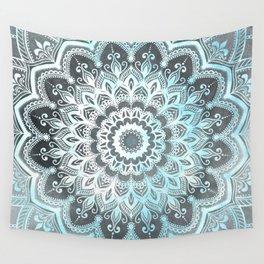 Pleasure Blue Wall Tapestry