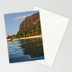 Le Morne Beach, Mauritius Stationery Cards