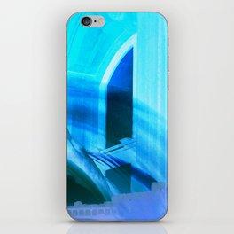 v1bsyn iPhone Skin