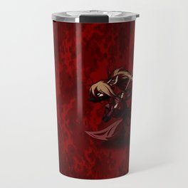 Warrior Chen Travel Mug