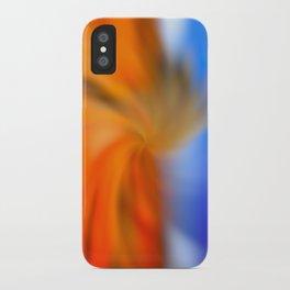 Desert Wave iPhone Case