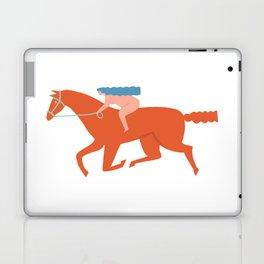 Naked derby Laptop & iPad Skin