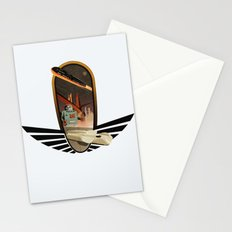 Welcome in 2012 Stationery Cards
