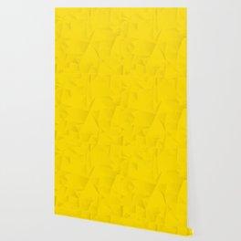 Geometric Fat Yellow Wallpaper