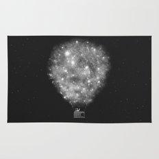 Supernova Sky Ride Rug